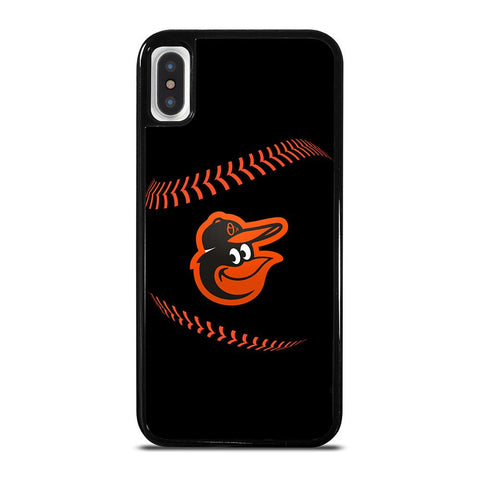 BALTIMORE ORIOLES ICON-iphone-x-case-cover