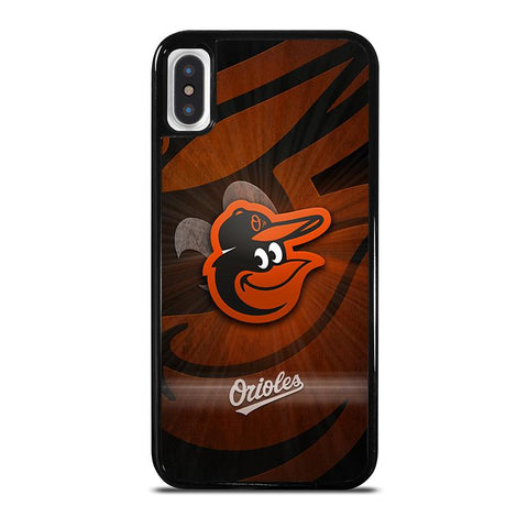 BALTIMORE ORIOLES LOGO-iphone-x-case-cover