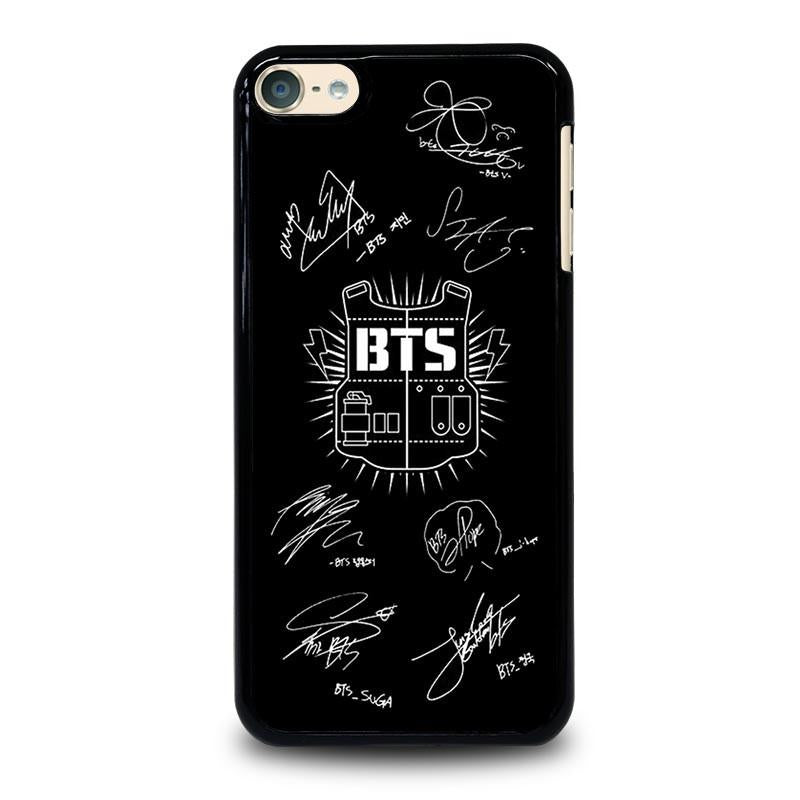 huge discount 75985 b6224 BANGTAN BOYS BTS SIGNATURE iPod Touch 6 Case Cover - Favocase