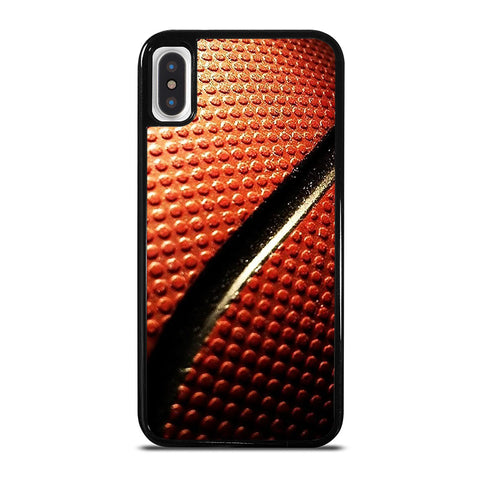 BASKETBALL SKIN iPhone X / XS Case - Best Custom Phone Cover Cool Personalized Design