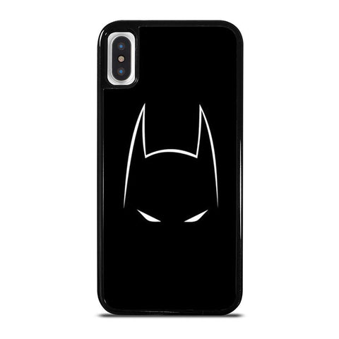 BATMAN MINIMALIC ICON,-iphone-x-case-cover