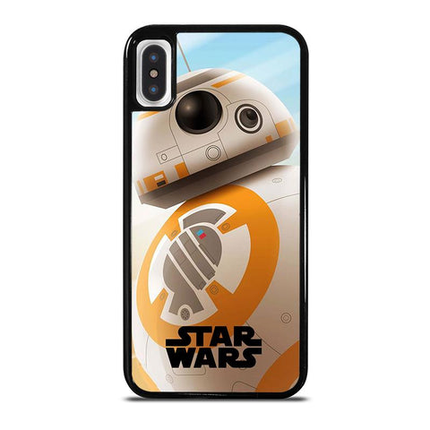 BB-8 DROID STAR WARS-iphone-x-case-cover