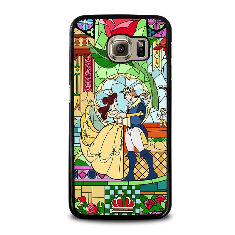 cheap for discount 2e1bb 7a6d4 BEAUTY AND THE BEAST Disney Samsung Galaxy S6 Case Cover - Favocase