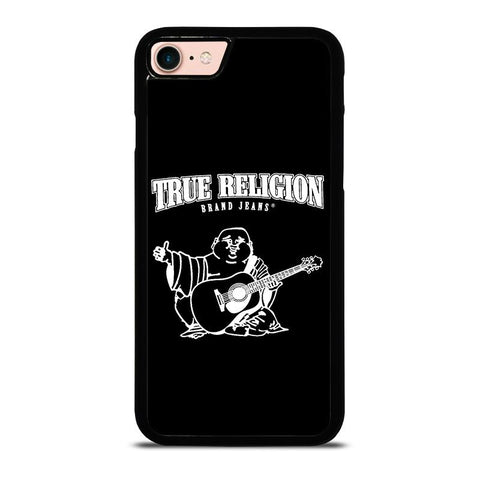 BIG BUDDHA TRUE RELIGION BLACK-iphone-8-case-cover