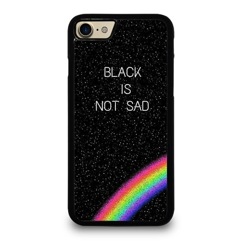 BLACK IS NOT SAD-iphone-7-case-cover