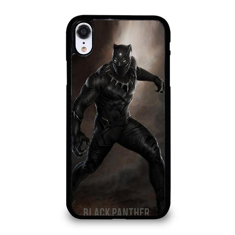 BLACK PANTHER MARVEL-iphone-xr-case-cover