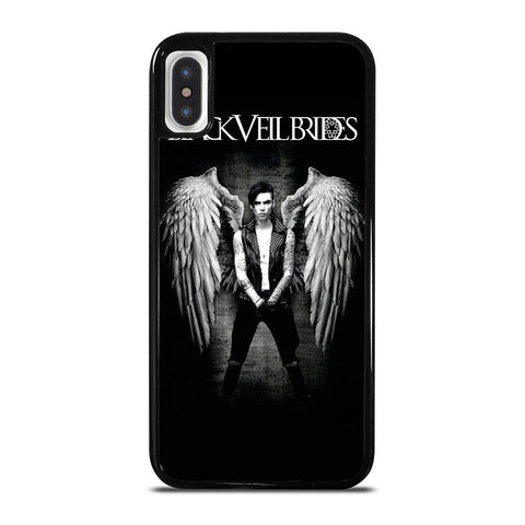 BLACK VEIL BRIDES ANDY ANGE 2-iphone-x-case-cover