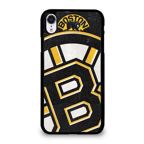 BOSTON BRUINS LOGO-iphone-xr-case-cover