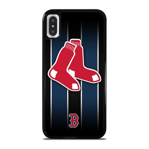 BOSTON RED SOX ICON-iphone-x-case-cover