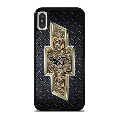BROWNING CHEVY CAMO-iphone-x-case-cover