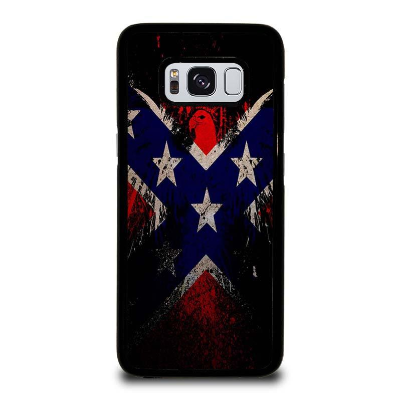 new product 543f9 56e3f BROWNING REBEL FLAG Samsung Galaxy S8 Case Cover - Favocase