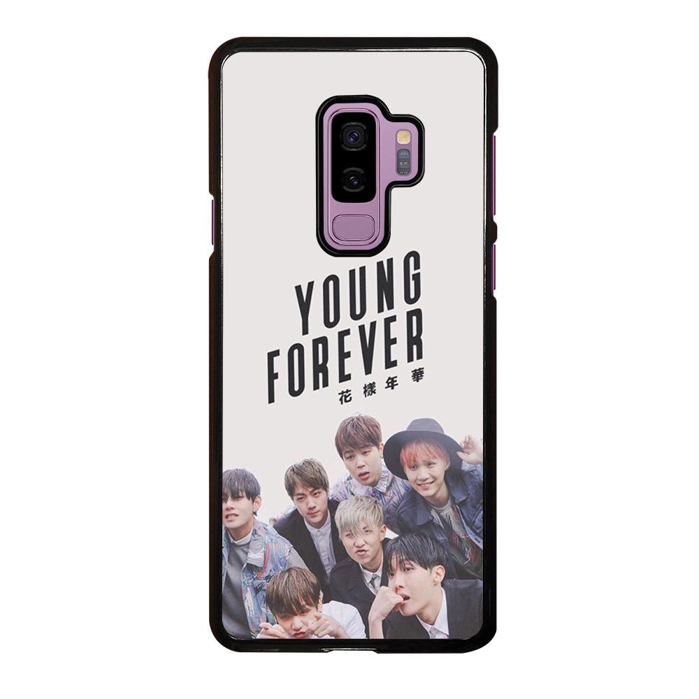 the latest 3cf7e ff57f BTS BANGTAN BOYS Samsung Galaxy S9 Plus Case Cover - Favocase