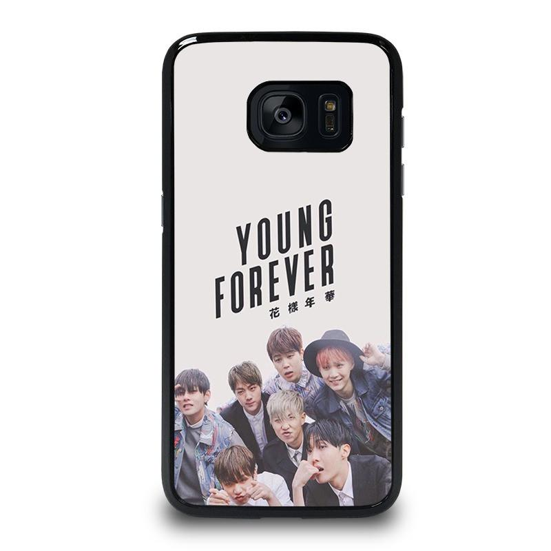 on sale 4fafa 59104 BTS BANGTAN BOYS Samsung Galaxy S7 Edge Case Cover - Favocase