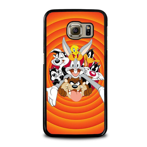 BUGS-BUNNY-AND-FRIENDS-Looney-Tunes-samsung-galaxy-s6-case-cover