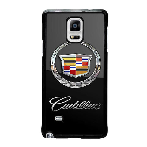 CADILLAC CAR-samsung-galaxy-note-4-case-cover