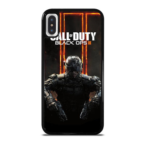 CALL OF DUTY BLACK OPS 3-iphone-x-case-cover