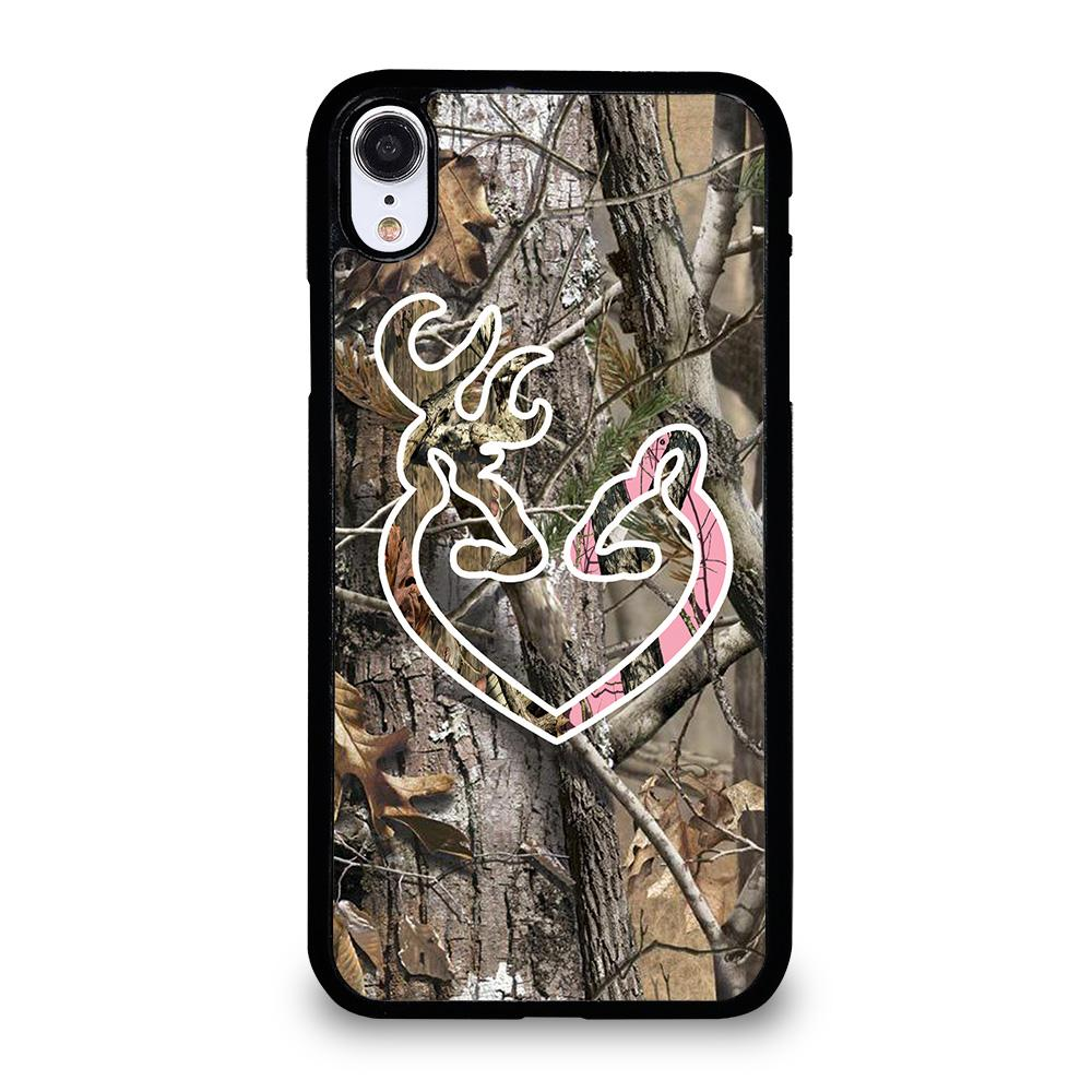 CAMO BROWNING iphone case