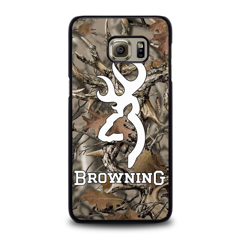 innovative design d20fc 1071d CAMO BROWNING Samsung Galaxy S6 Edge Plus Case Cover - Favocase