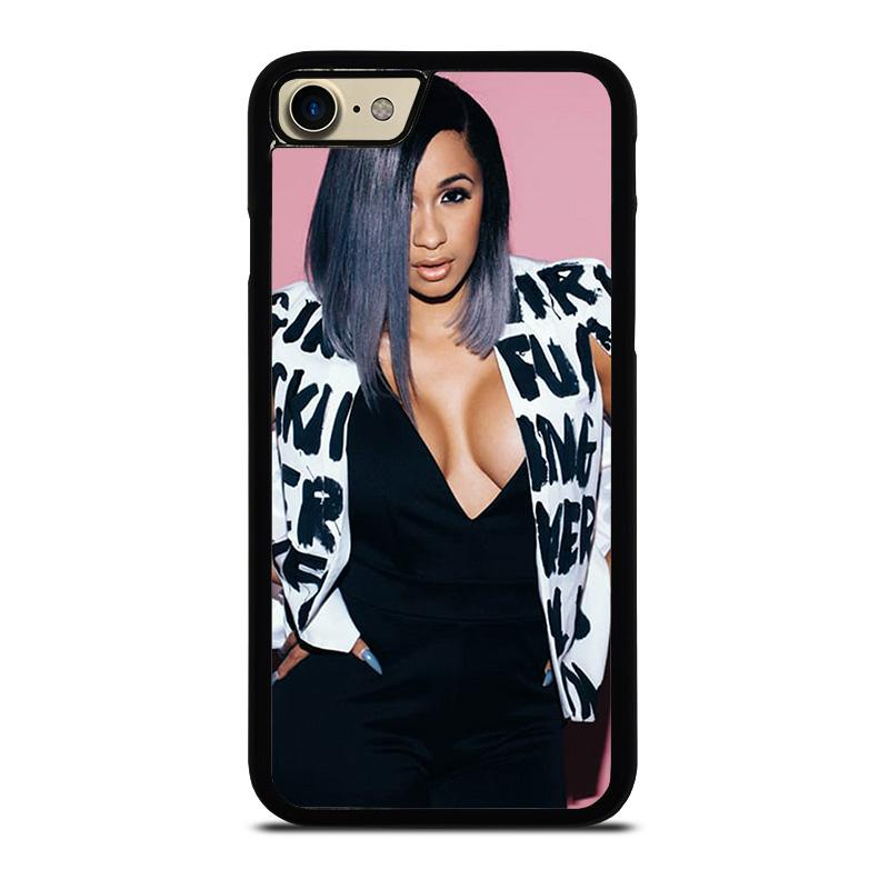 best website 4ce2c 0c9b1 CARDI B ON LOVE AND HIP HOP iPhone 7 Case Cover - Favocase