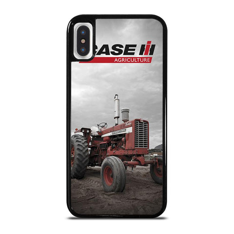 CASE IH INTERNATIONAL HARVESTER TRACTOR-iphone-x-case-cover