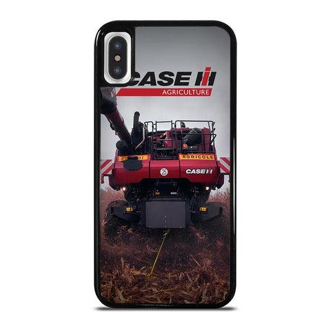CASE IH TRACTOR INTERNATIONAL HARVESTER-iphone-x-case-cover