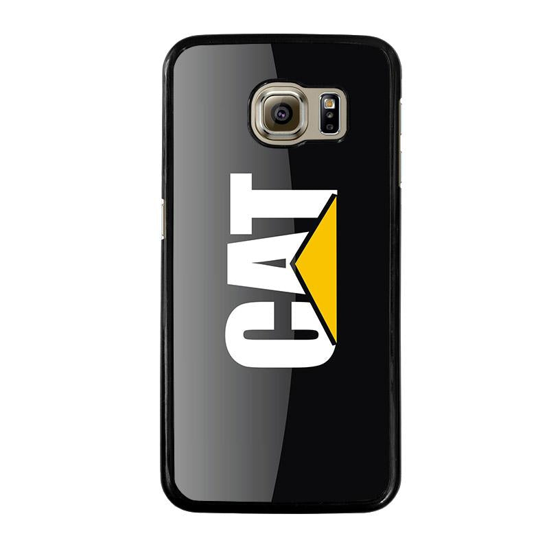 info for c1de9 3dac9 CATERPILLAR CAT LOGO Samsung Galaxy S6 Case Cover - Favocase