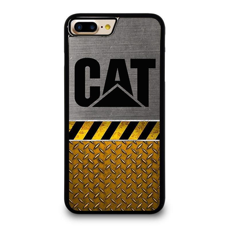 wholesale dealer 8d221 2825e CATERPILLAR CAT TRACTOR LOGO iPhone 7 Plus Case Cover - Favocase