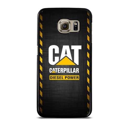 CAT CATERPILLAR DIESEL POWER-samsung-galaxy-S6-case-cover