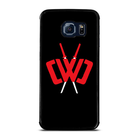 CHAD WILD LOGO Samsung Galaxy S6 Edge Case Cover