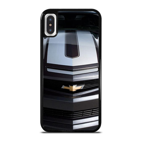CHEVY CHEVROLET HOOD-iphone-x-case-cover