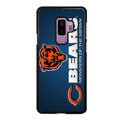 CHICAGO BEARS-samsung-galaxy-s9-plus-case-cover