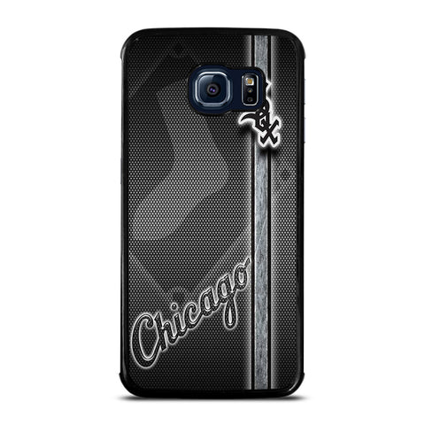 CHICAGO WHITE SOX Samsung Galaxy S6 Edge Case Cover