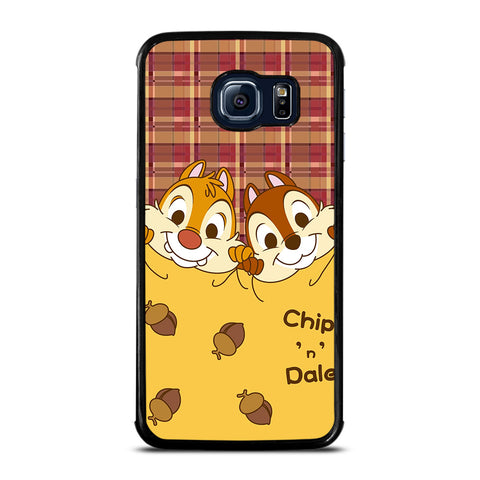 CHIP AND DALE DISNEY Samsung Galaxy S6 Edge Case Cover