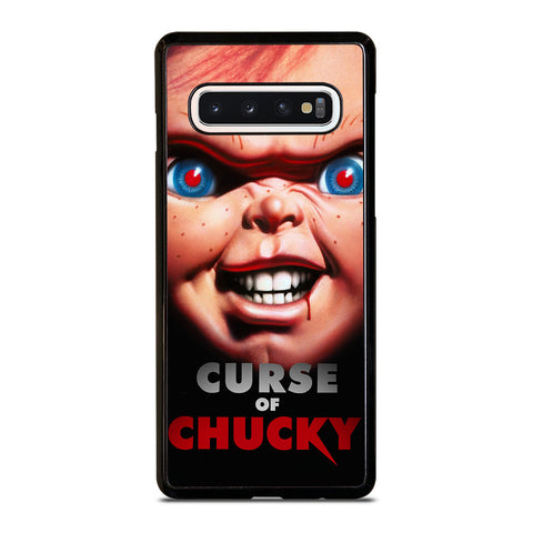 CHUCKY DOLL-samsung-galaxy-s10-case-cover