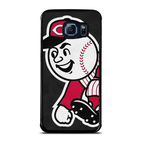 CINCINNATI REDS ICON Samsung Galaxy S6 Edge Case Cover