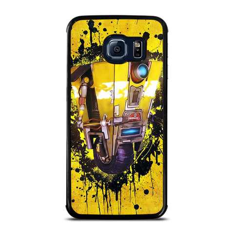 CLAPTRAP BORDERLANDS 2 Samsung Galaxy S6 Edge Case Cover