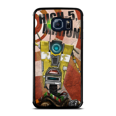 CLAPTRAP BORDERLANDS 3 Samsung Galaxy S6 Edge Case Cover