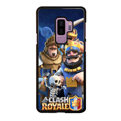 CLASH ROYALE-samsung-galaxy-s9-plus-case-cover