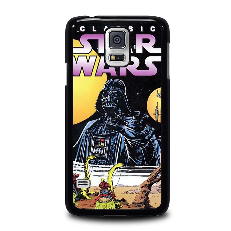 new styles 3c21e 69397 CLASSIC STAR WARS DARTH VADER Samsung Galaxy S5 Case Cover - Favocase