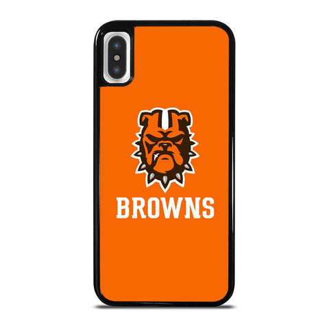 CLEVELAND BROWNS ICON-iphone-x-case-cover