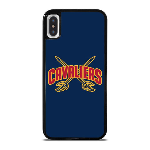 CLEVELAND CAVALIERS LOGO-iphone-x-case-cover