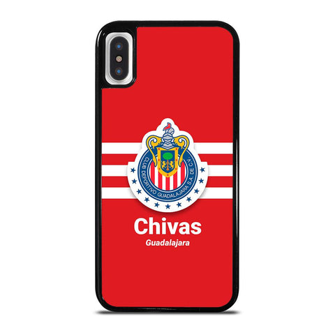 CLUB DEPORTIVO GUADALAJARA CHIVAS 6-iphone-x-case-cover