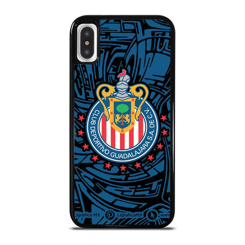 CLUB DEPORTIVO GUADALAJARA CHIVAS 7-iphone-x-case-cover