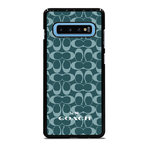 COACH NEW COLOR Samsung Galaxy S10 Plus Case - Best Custom Phone Cover Cool Personalized Design