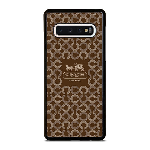 COACH NEW YORK 1941-samsung-galaxy-s10-case-cover