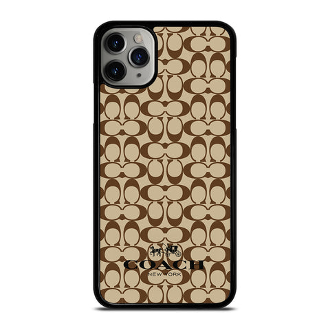 COACH NEW YORK BROWN-iphone-case-cover