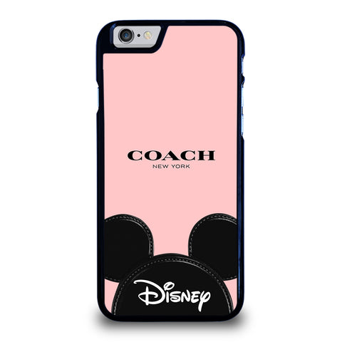 COACH NEW YORK DISNEY-iphone-6-6s-case-cover