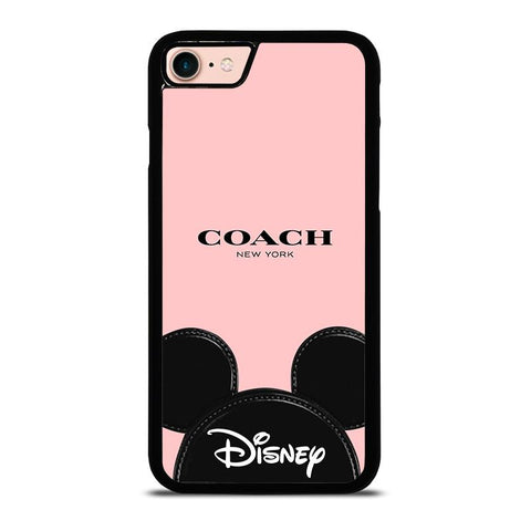 COACH NEW YORK DISNEY-iphone-8-case-cover