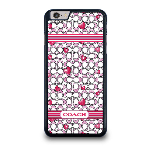 COACH NEW YORK LOVE-iphone-6-6s-plus-case-cover