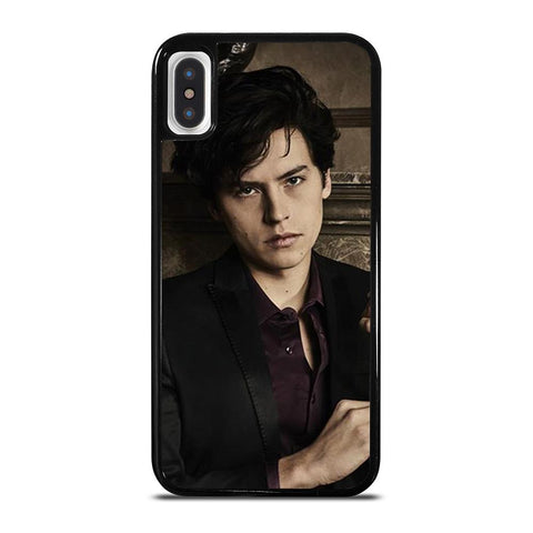 COLE SPROUSE COOL-iphone-x-case-cover